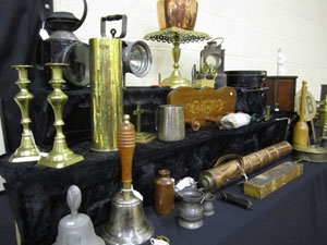 Antique & Collectors market