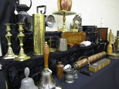 Antique and collectors market