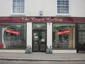 Carpet Gallery reopened