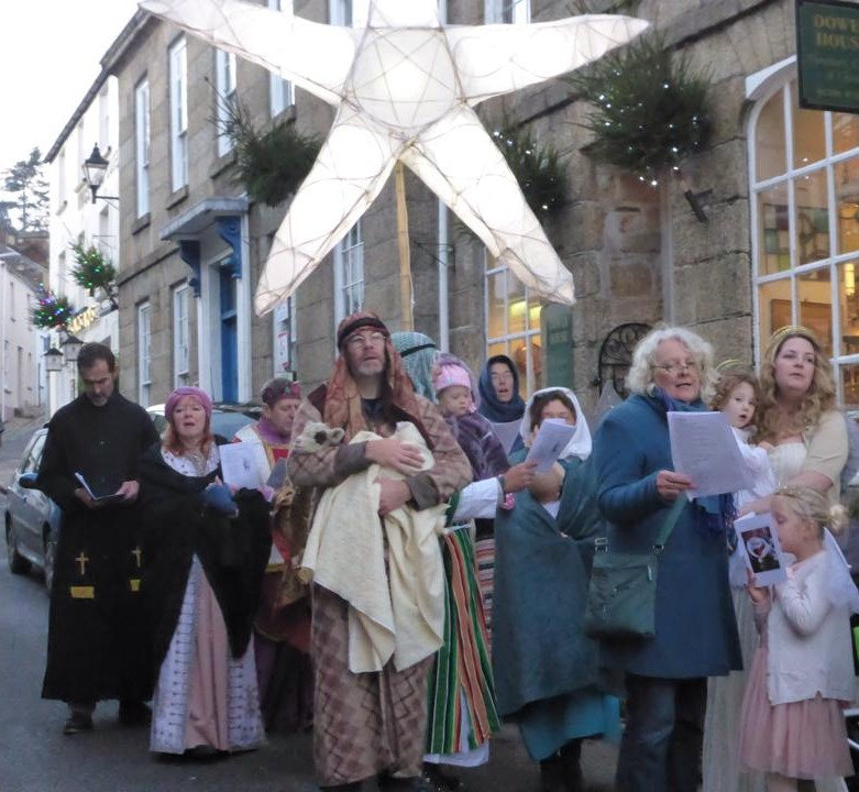 Lostwithiel Christmas Pageant