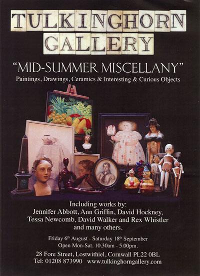 Tulkinghorn Gallery opening night