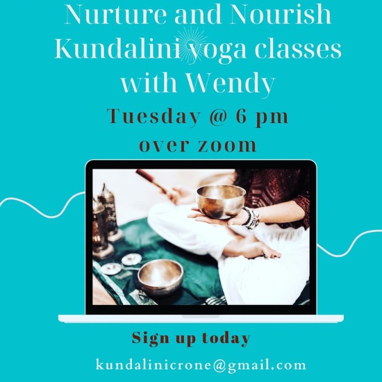 Yoga Course with Wendy