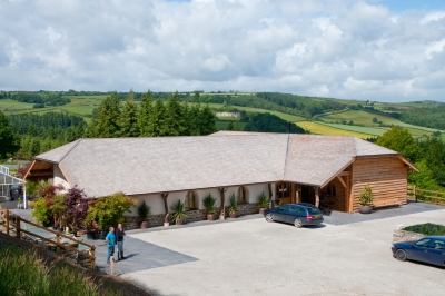 Duchy of Cornwall Nursery new building