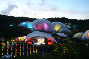 Eden Sessions at the Eden Project © Mat Connolley