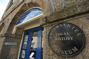 Lostwithiel Museum. Image by Mat Connolley.