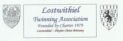 Lostwithiel Twinning Association logo