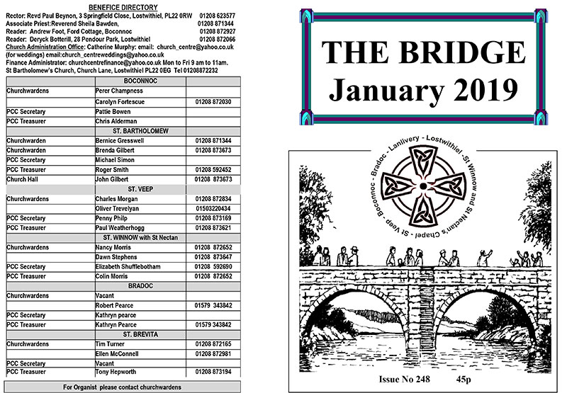 The Bridge Magazine January 2019