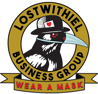 Wear a Mask LBG Logo