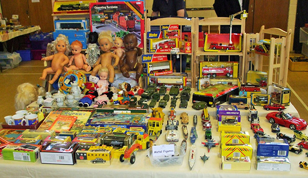 Cornish Toy Fair
